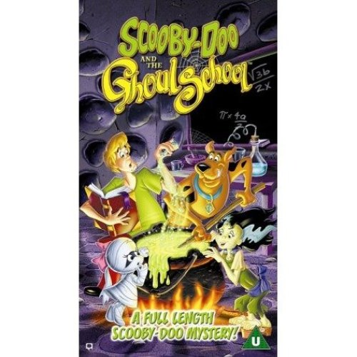 Scooby-Doo - And The Ghoul School DVD [2003]