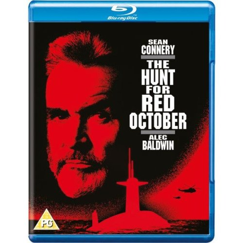 The Hunt For Red October Blu-Ray [2011]