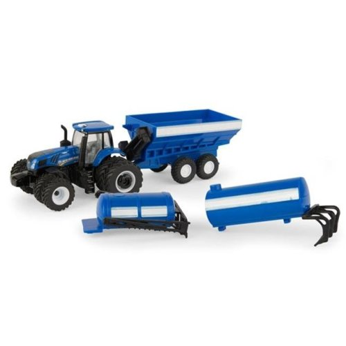 ERTL ERT13921 New Holland T8.320 Tractor with Implements