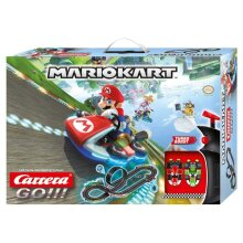Carrera GO Slot Car and Track Set Nintendo Mario Kart 8 1:43 Toy Racing Car