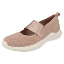 Ladies Cloudsteppers By Clarks Casual Trainers Nova Spark