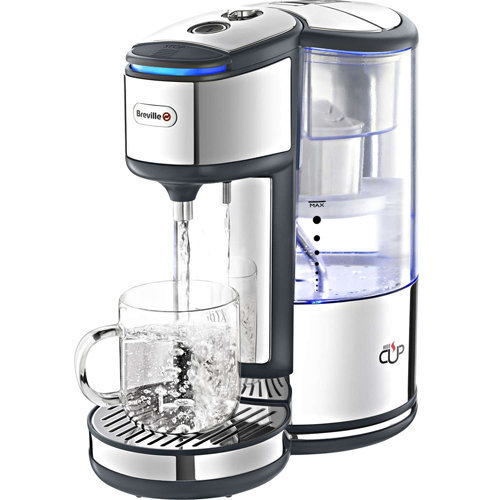 Breville VKJ367 Brita Hot Cup Kettle with Variable Dispense