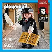 PLAYMOBIL 9325 Martin Luther Figure - 500 Years Reformation - New Edition