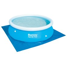 Bestway 13ft x 13ft Pool Ground Cover Sheet - Also for other pools
