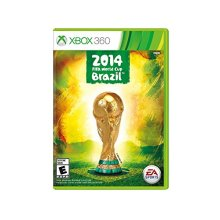 2014 FIFA World Cup Brazil Xbox 360