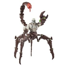 Spider-Man: Into The Spider-Verse Marvel'S Scorpion 15cm -Scale Villain Action Figure Toy