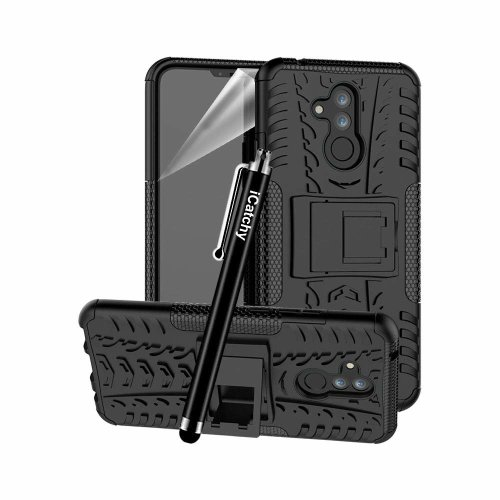 For Mate 20 Lite Dual Layer Armor Shockproof Case