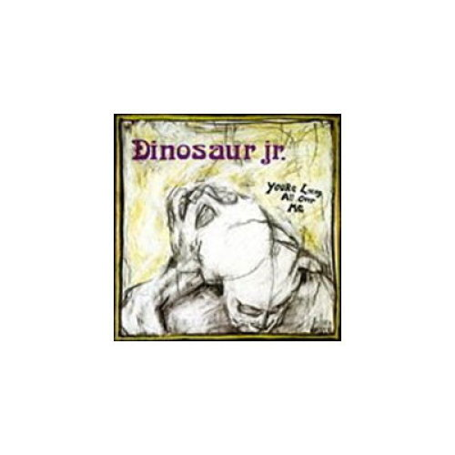 DINOSAUR JR - YOURE LIVING ALLOVER ME - CD