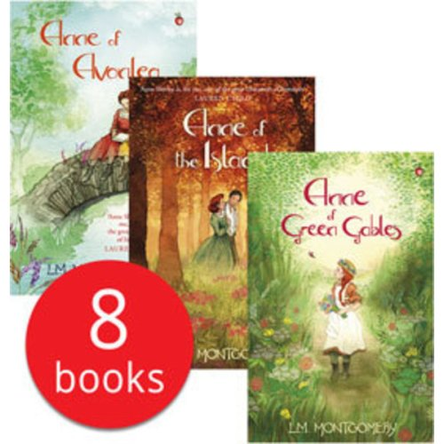 Complete Anne of Green Gables Collection - 8 Books