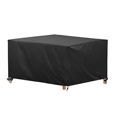 AWNIC Large Size Garden Furniture Cover Rectangular Patio Furniture Cover Waterproof Tear Resistant Oxford 210X120X80cm