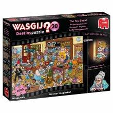 Jumbo Wasgij Destiny 20 The Toy Shop! 1000 Piece Jigsaw Puzzle
