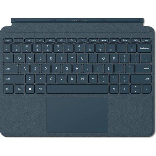 MICROSOFT Surface Go Signature Typecover - Cobalt Blue, Blue - Used