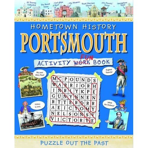 Portsmouth Activity Book (Hometown History Activity)