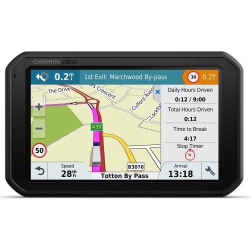 """GARMIN Dezl 780LMT-D HGV 6.95"""" Sat Nav - Full Europe Maps"""