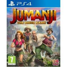 Jumanji The Video Game PS4 Game