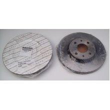 Fiat Punto Ypsilon Both Front Brake Discs 51896288