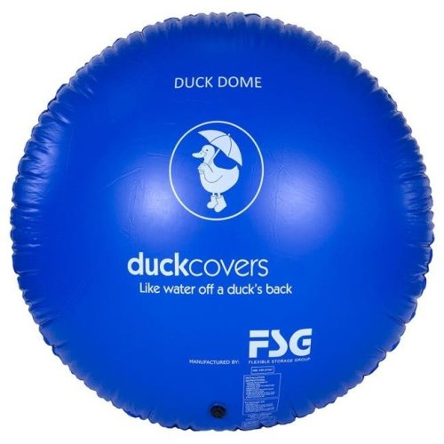 Duck Covers DDR2454 54 in. Dia. Duck Covers Duck Dome Airbag - Blue