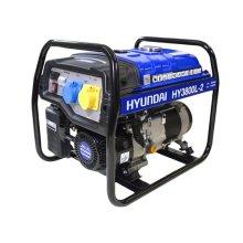 Hyundai HY3800L-2 3.2 kW / 4.0 kVA Generator Recoil Start