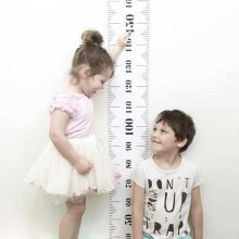 Wooden Kids Growth Height Chart Ruler Children Room Decor Wall Hanging Measures