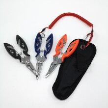Multi-Function Fish Pliers- Wire Cutter Occlusai Take Hook- Open Loop Change Hook Lur Pliers