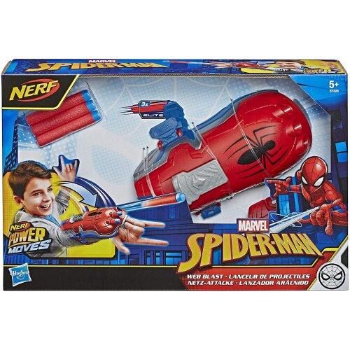 Hasbro Marvel Spider-Man Power Moves Web Blast