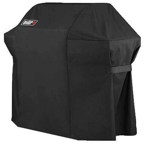 Weber 7107 Genesis 300 Grill Cover, Black