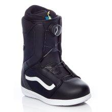 Vans Black-White Encore Womens Snowboard Boots