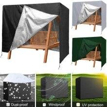 Heavy Duty Waterproof 3 Seater Swinging Garden Hammock Cover Swing Patio
