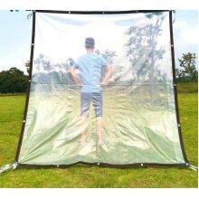 Waterproof Tarp Transparent Film