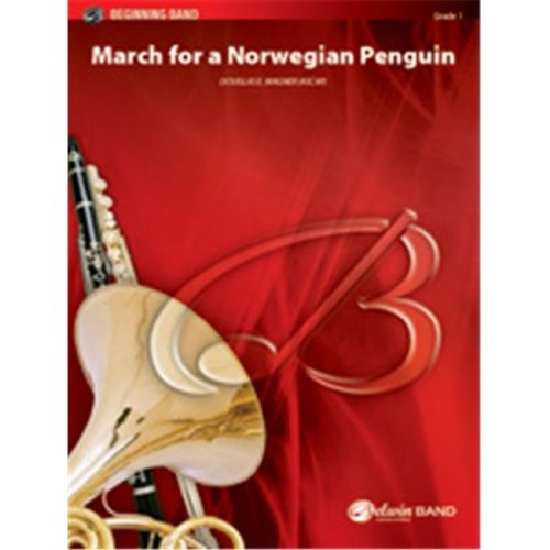 Alfred 00-42139 MARCH FOR A NORWEGIAN PENGUIN-BBB 1