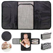 Portable Diaper Pad Foldable Washable