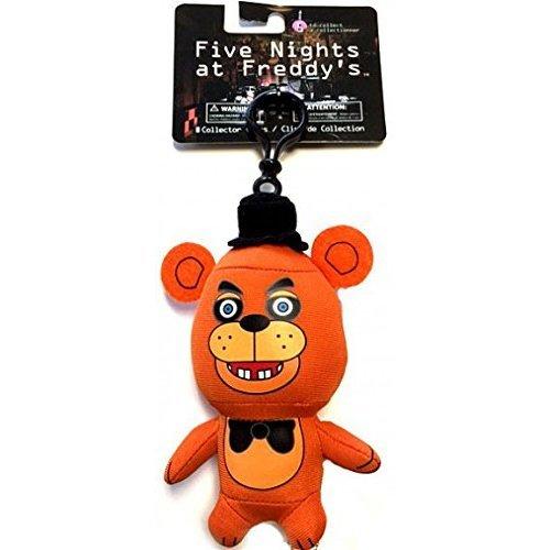 Five Nights At Freddys Collector Clip Plush 5 Bonnie