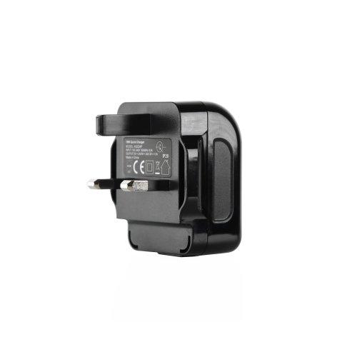 TECC QC 2.0A USB Wall Adaptor Quick Charge Qualcomm 2.0