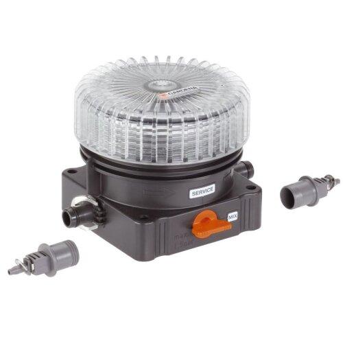 Fertiliser Dispenser with Frost Protection & Level Indicator