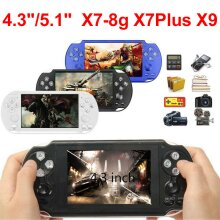 8GB Handheld PSP Game Console Player Portable Video Game Consoles