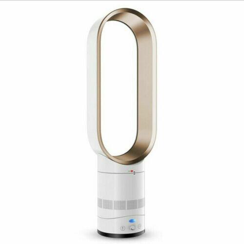 (Gold) 65CM Bladeless Fan AirFlow Cooling Fan Office Home