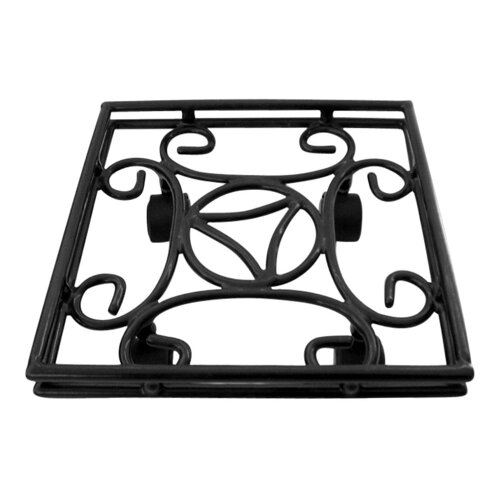 """Heavy Duty Pot Caddy - 12.5"""" Square - Pack of 1"""