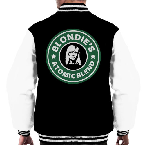 Blondies Atomic Blend Starbucks Logo Men's Varsity Jacket