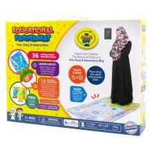 My Salah Mat Educational Interactive Prayer Mat
