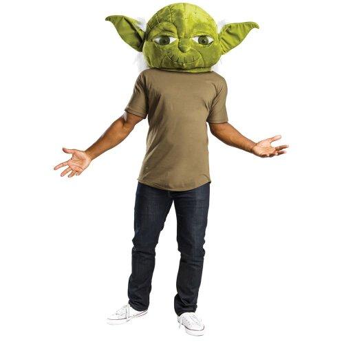 Yoda Plush Oversized Mask - Star Wars