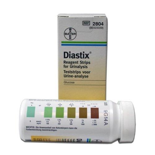 Diastix Reagent Strips for Urinalysis 50 Strips