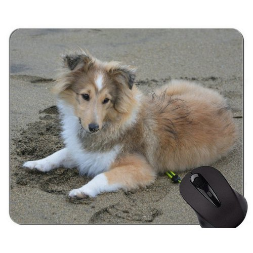 Pets Shepherd Terrier Animals Non-Slip Mouse Pad,Dog Mouse Pads