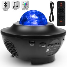 Night Light Galaxy Light Projector Bluetooth Connection Remote Control