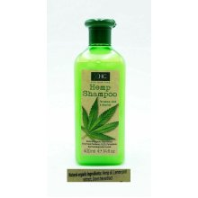 Natural Organic Hemp Shampoo