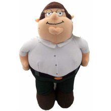 Family Guy Small Plush (Styles Vary-One Supplied)