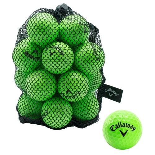 Callaway HX Practice Golf Balls 9 Pack Green