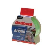 Unibond 1668006 Transparent Repair Tape 50mm x 25m