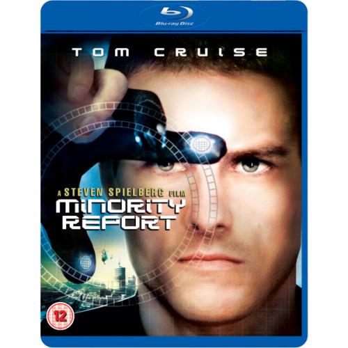 Minority Report Blu-Ray [2010]