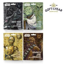 Star Wars Sheet Face Masks By Mad Beauty Cruelty Free