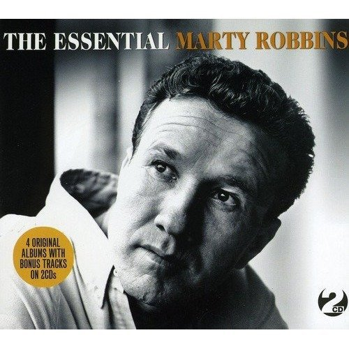 Marty Robbins - the Essential Marty Robbins [double Cd]